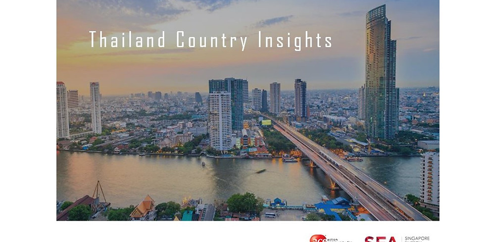 Thailand Country Insights powered by ACE & Singapore Fintech Association