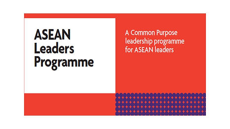 Common Purpose - Asean Leaders Programme