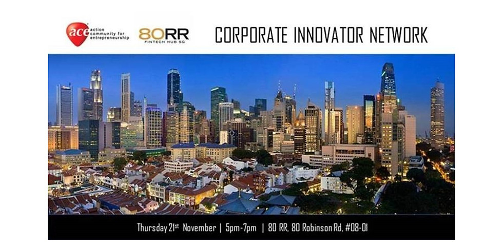 Corporate Innovator Networking