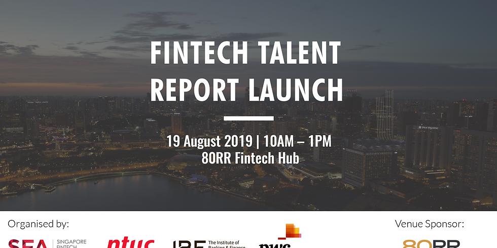 Fintech Talent Report Launch (1)