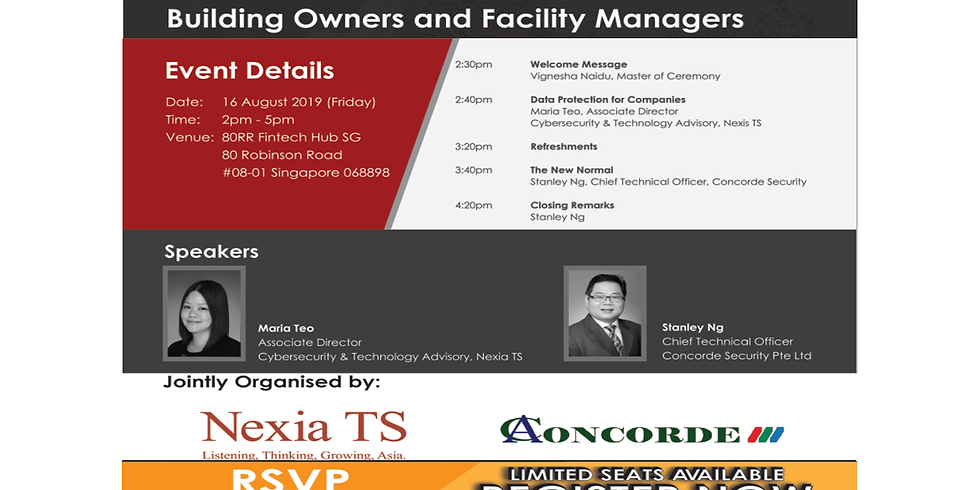 """Solution for """"The New Normal"""" for Building Owners & Facility Managers (1)"""