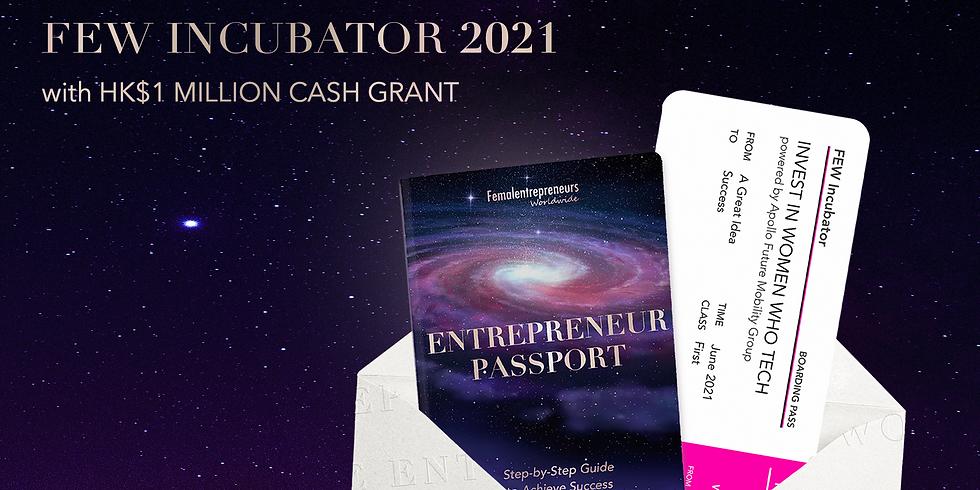 FEW Incubator 2021