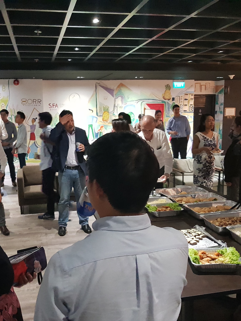 80RR Networking Session