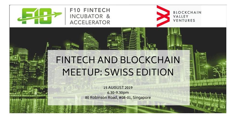 Fintech & Blockchain Meetup: Swiss Edition
