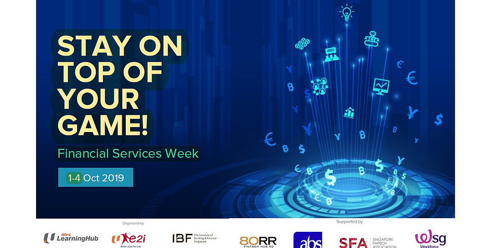Financial Services Week - Banking Industry Networking