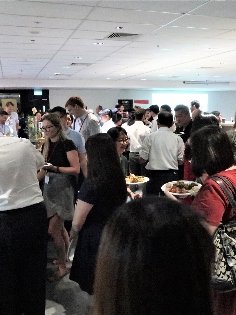 80RR & SFA Networking Event