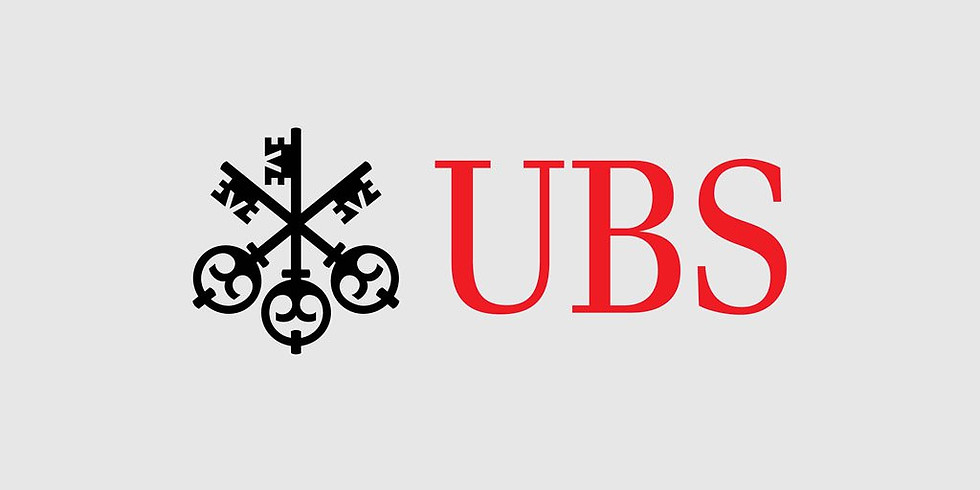 Launch of a UBS FinTech challenge