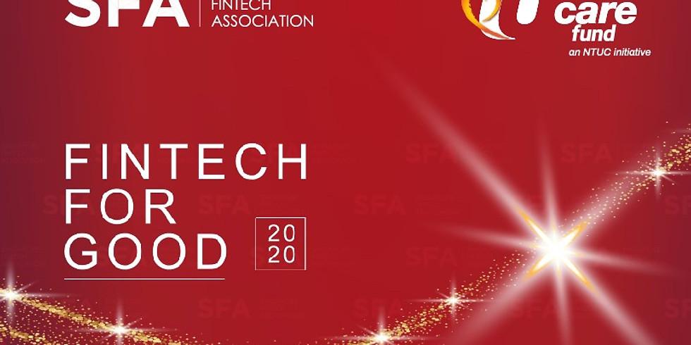 Fintech For Good 2020 Event Night