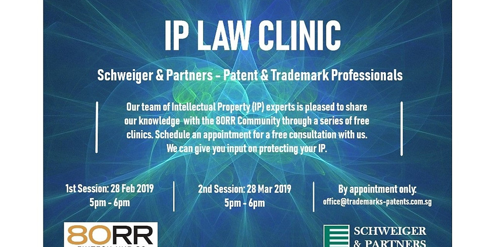 IP Law Clinic - Patent & Trademark Professionals  (1)