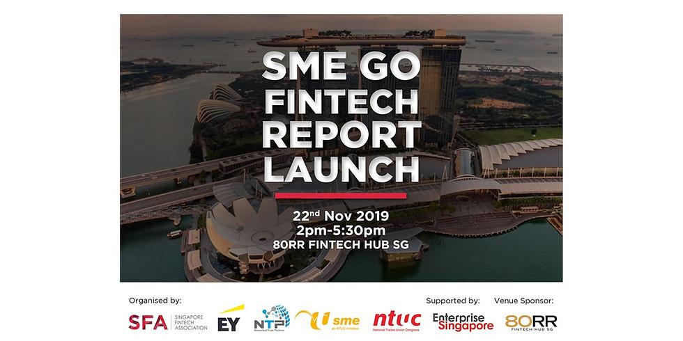 SME Go Fintech Report Launch