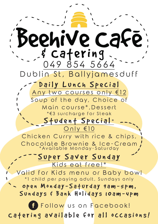 Beehive Flyer 1