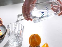 Tested és a víz