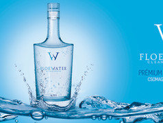 Prémium ivóvíz csomagolás nélkül - Floewater: válasz egy súlyos, globális problémára