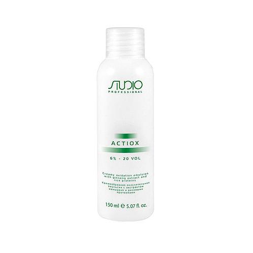 Кремообразная окислительная эмульсия 6% «ActiOx».