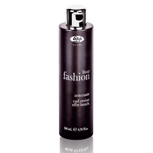 Крем для волос для подчеркивания кудрей - Lisap Fashion Curl Reviver 200 мл