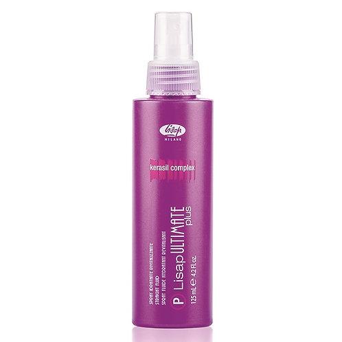 Термо-спрей для укладки волос с эффектом выпрямления - P-Lisap Ultimate Plus