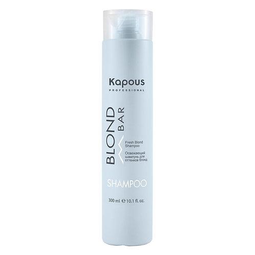 Освежающий шампунь для волос оттенков блонд серии «Blond Bar»