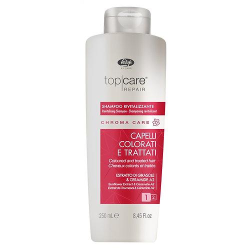 Оживляющий шампунь для окрашенных волос – Top Care Repair Chroma Care