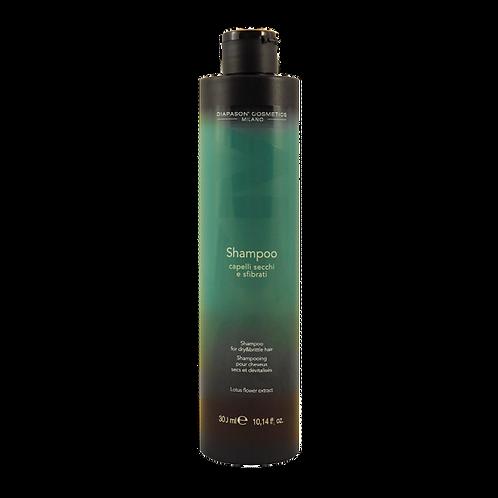 DCM Восстанавливающий шампунь для сухих, истощенных волос