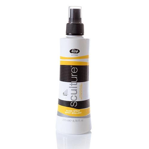 Спрей-блеск для волос эластичной фиксации Sculture Sleek Spray 200 мл