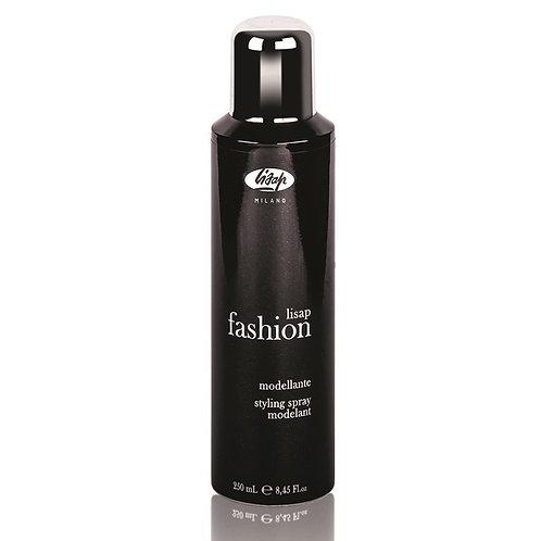 Моделирующий лак сильной фиксации для укладки волос - Lisap Fashion Styling