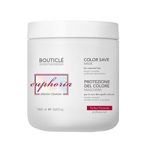 Маска с Keratin & Protein Complex для окрашенных волос / Color Save Mask 1000 ml