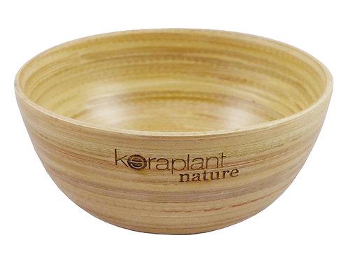 Миска из бамбука для смешивания косметической продукции Lisap