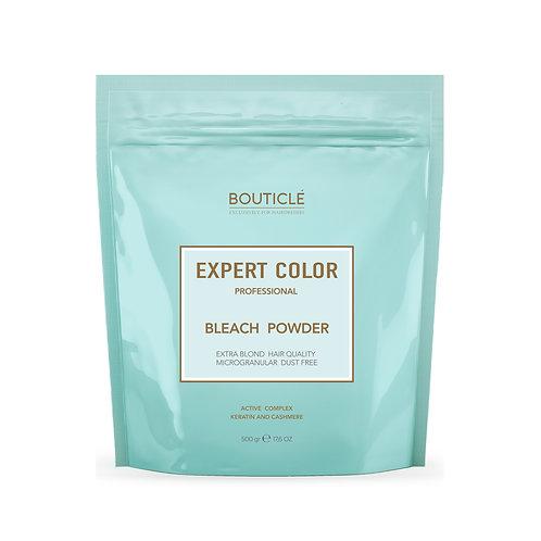 Пудра обесцвечивающая с кератином и кашемиром / Expert Color Powder Bleach 500 г