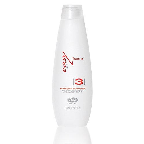 Увлажняющее крем-молочко для восстановления волос Easy Build to 3 Moisturizing