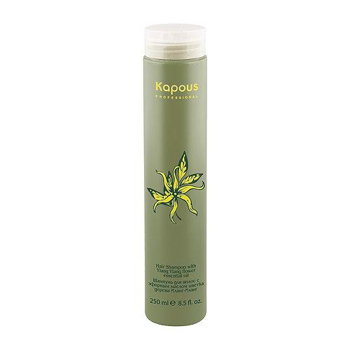 Шампунь для волос с эфирным маслом