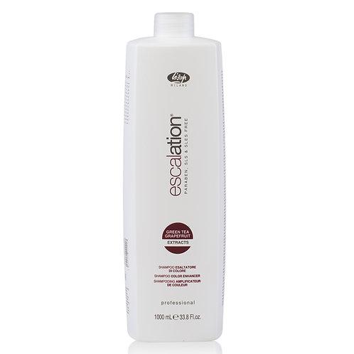 Шампунь для окрашенных волос с маслом макадамии - Escalation Color Enhancer