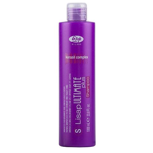 Шампунь с разглаживающим действием для гладких и вьющихся волос