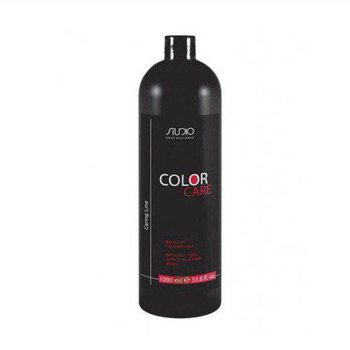 Шампунь-уход для окрашенных волос «Color саге».