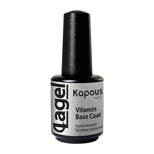 LAGEL Vitamin Base Coat.