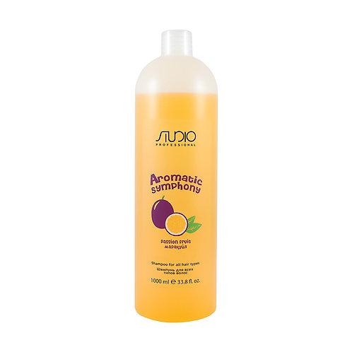 Шампунь для всех типов волос «Маракуйя».