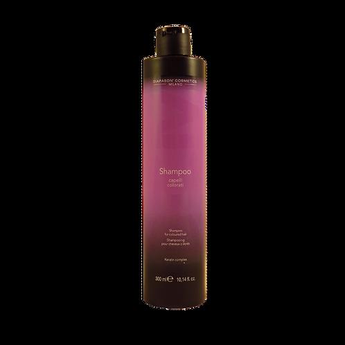 DCM Шампунь для защиты цвета и восстановления окрашенных волос с Keratin Complex