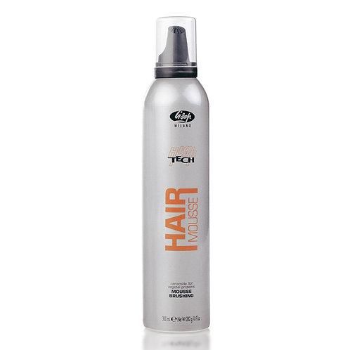 Мусс для укладки волос нормальной фиксации - High Tech Hair Mousse Brushing