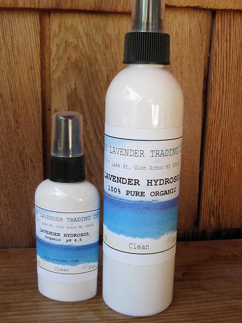 Lavender Hydrosol Full Size (100% Pure Organic)
