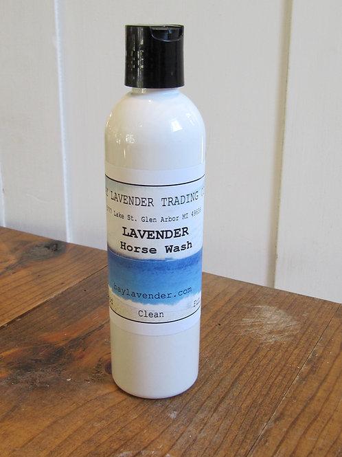 Lavender Horse Wash