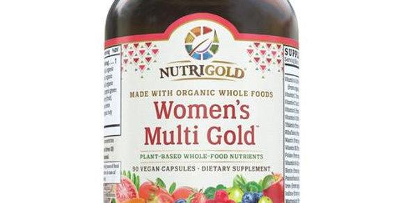 NutriGold Women's Multivitamin