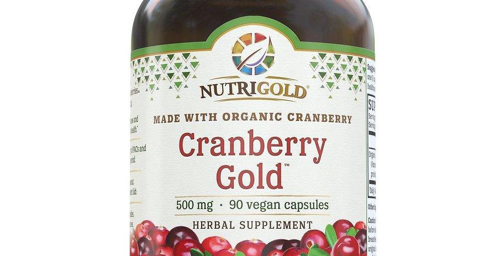 Nutrigold Cranberry Gold