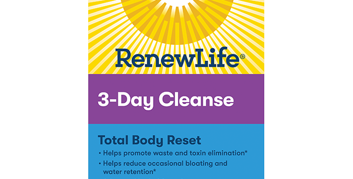 Renew Life - 3 Day Cleanse