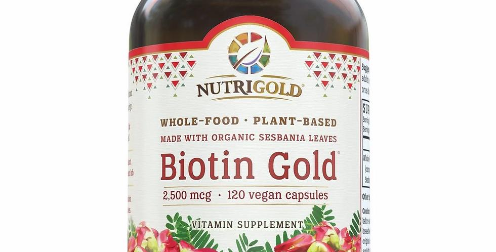 Nutrigold Biotin Gold