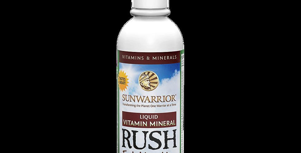 Sunwarrior Vitamin Mineral Rush Liquid Multivitamin
