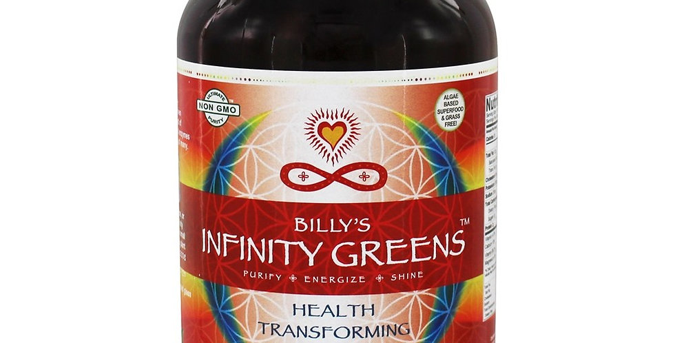 Billy's Infinity Greens