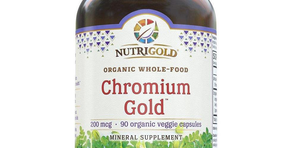 Nutrigold Chromium Gold