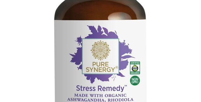Pure Synergy Stress Remedy
