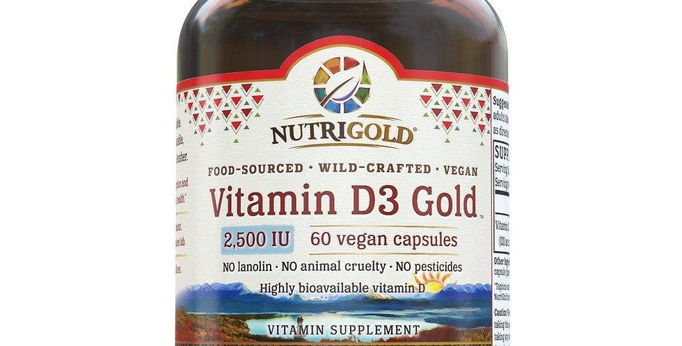 Nutrigold - Vitamin D3