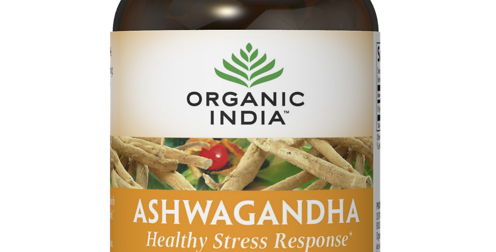 Organic India Ashwaghanda