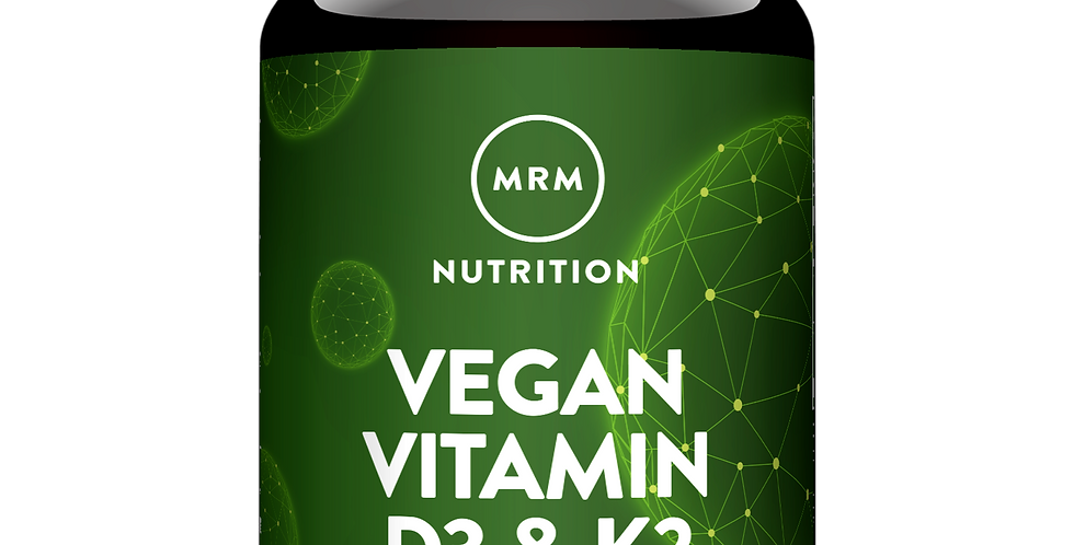 MRM Nutrition- Vegan Vitamin D3 & K2